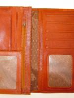 کیف پول چرم پولاپ کد 220